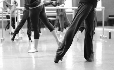 Bodyvox absolute beginning ballet christopher peddecord
